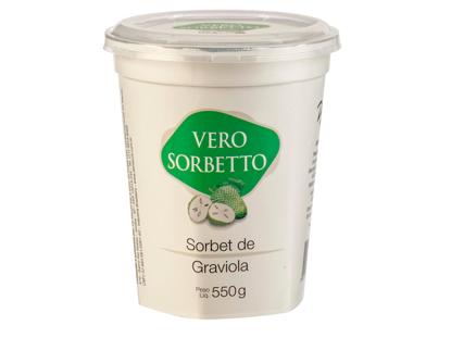 Imagem de VERO SORBETTO GRAVIOLA 550G