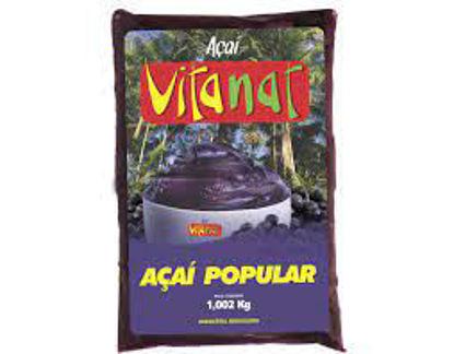 Imagem de POLPA DE ACAI POPULAR  VITANAT 1,02K