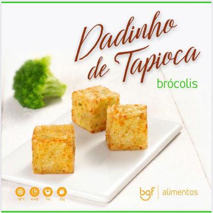 Imagem de DADINHO PREMIUM TAPIOCA BROCOLIS 25GR PCT 1KG